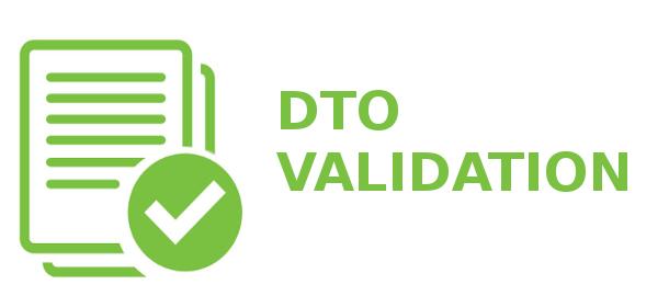 Валидация DTO в Spring Boot